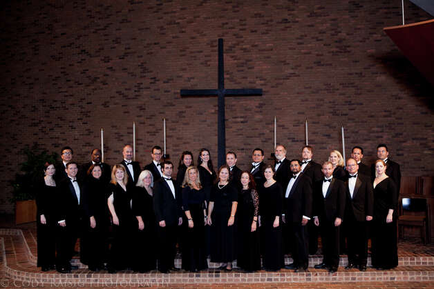 The Pro Arte Singers will perform a Christmas concert on Saturday, Dec. 15, at the First Presbyterian Church of New Canaan. Photo: Contributed Photo
