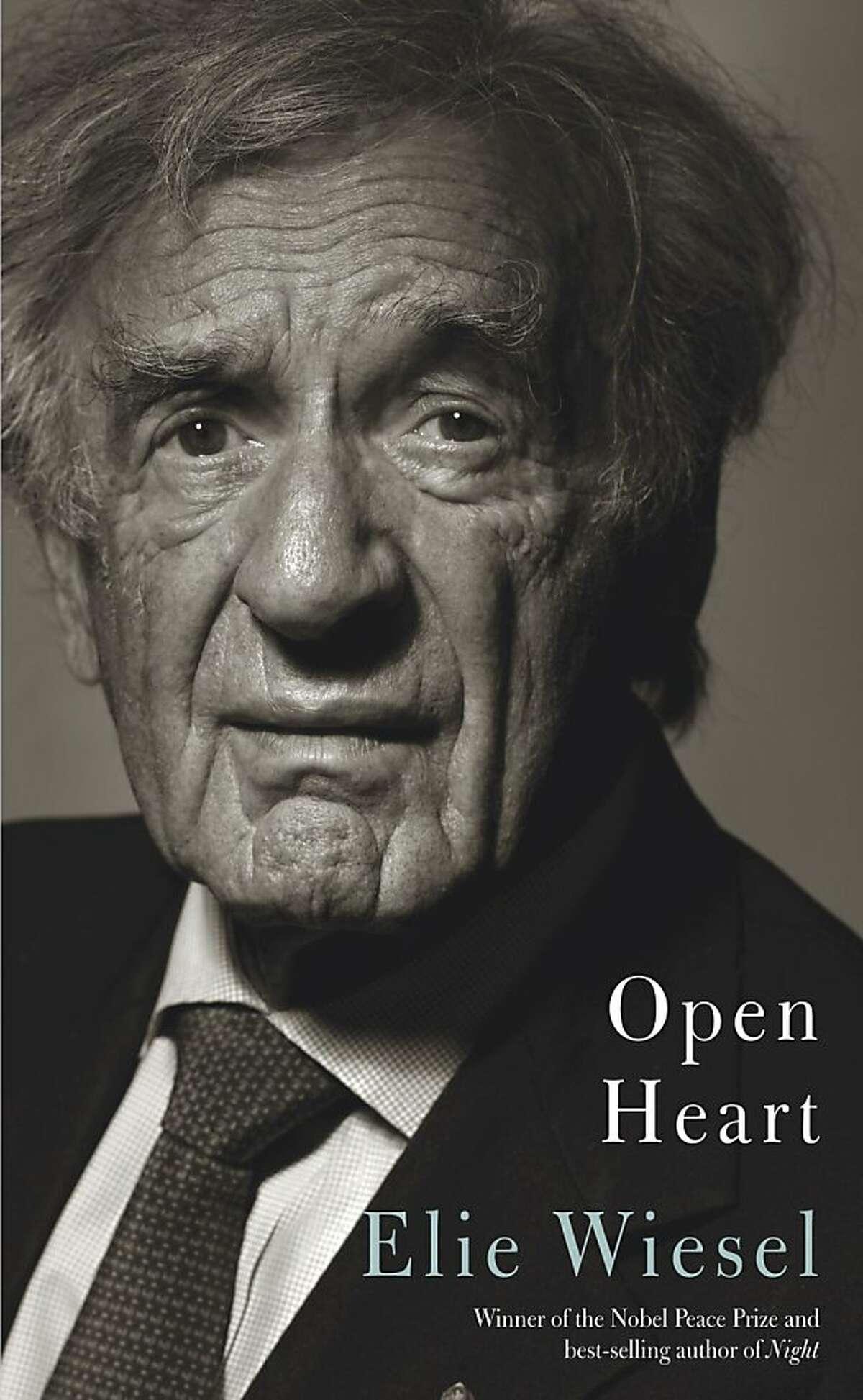 Open Heart, by Eli Wiesel