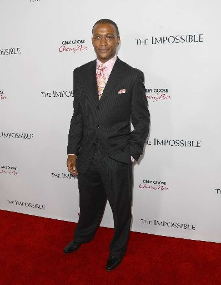 Actor Tommy Davidson attends the Los Angeles premiere of Summit Entertainment's The Impossible at ArcLight Cinemas Cinerama Dome on December 10, 2012 in Hollywood, California. (Photo by Jason Merritt/Getty Images) (Getty)