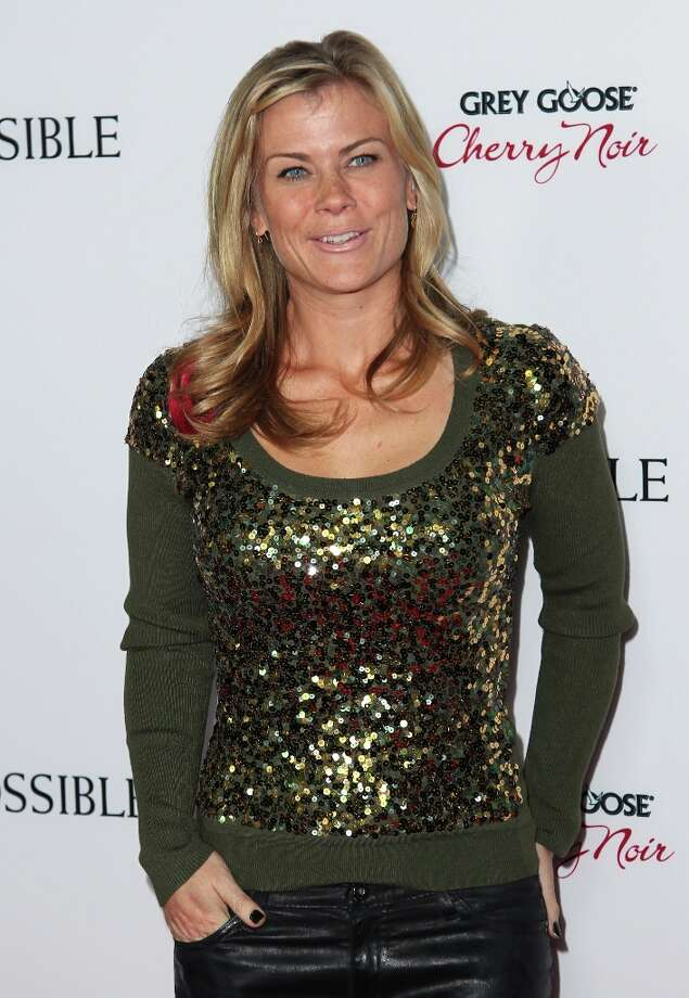 Alison Sweeney attends the premiere of The Impossible at the Arclight Cinerama Dome on Monday, Dec. 10, 2012, in Los Angeles. (Photo by Matt Sayles/Invision/AP) Photo: Matt Sayles, Matt Sayles/Invision/AP / Invision2012