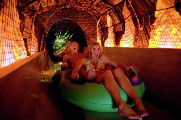 Schlitterbahn Waterparks, located in New Braunfels and Galveston, feature an inside water area as well as an outside park with water slides. Photo: Courtesy Of Schlitterbahn