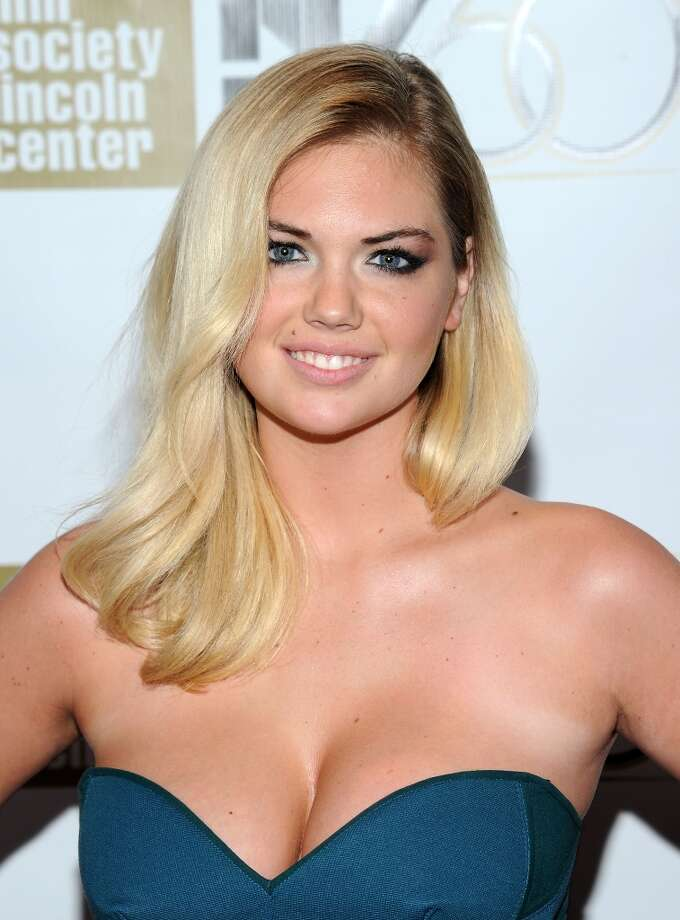 3. Model/Terry Richardson video star Kate Upton, for obvious reasons. (Photo by Ilya S. Savenok/Getty Images) Photo: Ilya S. Savenok, Getty Images / 2012 Getty Images