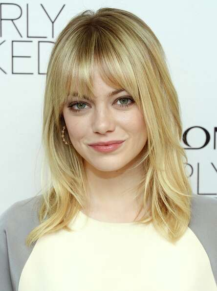 Spider Man actress Emma Stone is #5 on the list.  (Photo by Andrew H. Walker/Getty Images)