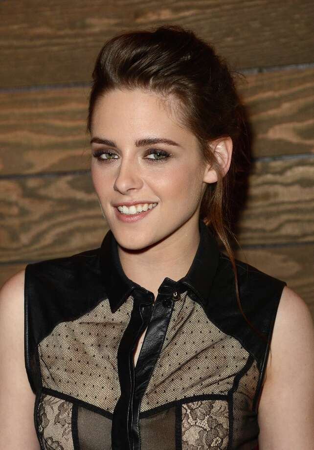 Twilight star Kristen Stewart comes in at #6.  (Photo by Jason Merritt/Getty Images) Photo: Jason Merritt, Getty Images / 2012 Getty Images