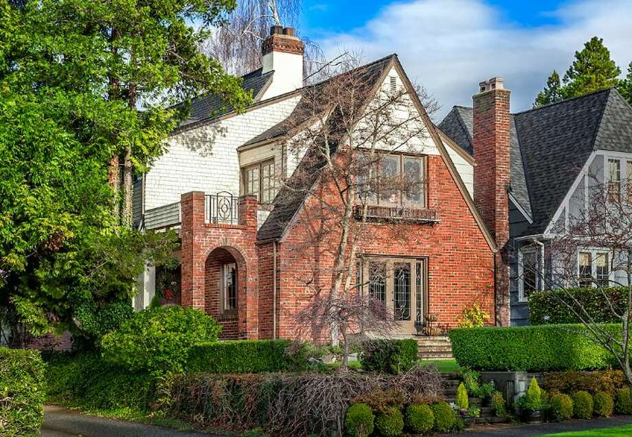Too pricey? Try 4314 N.E. 42nd St. The 3,020-square-foot Tudor, built in 1931, has three bedrooms, 2.5 bathrooms, French doors, leaded glass, coved ceilings, a family room, a basement rec room, a balcony, a deck and a patio on a 4,000-square-foot lot. It's listed for $1.05 million. Photo: Courtesy Kim And Brad Knowles/Windermere Real Estate
