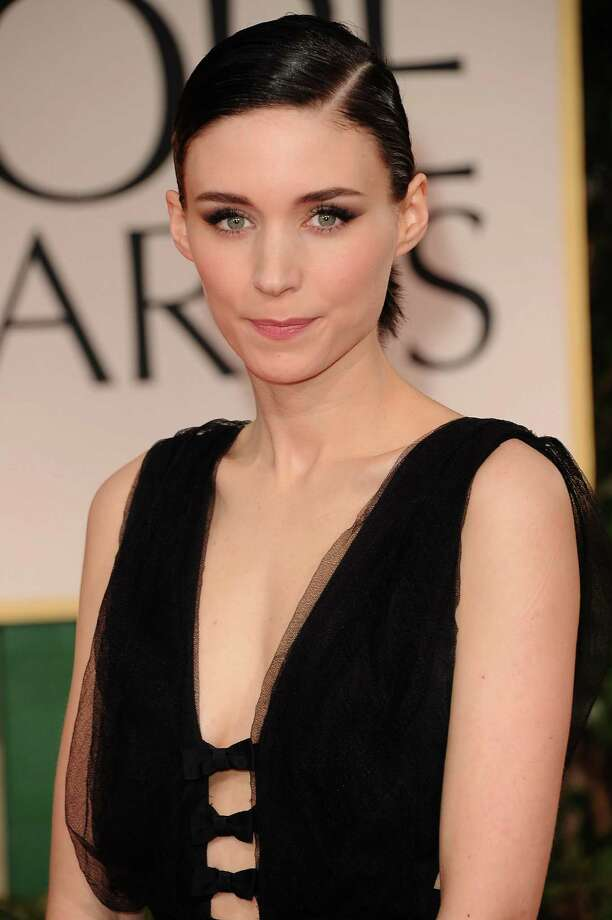 Actress Rooney Mara was #3. Photo: Jason Merritt, Getty Images / 2012 Getty Images