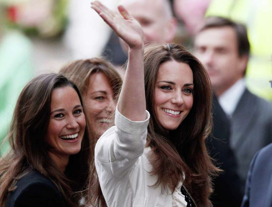Catherine, Duchess of Cambridge and sister Pippa came in at #11 and #98, respectively. Photo: Christopher Furlong, Getty Images / 2011 Getty Images