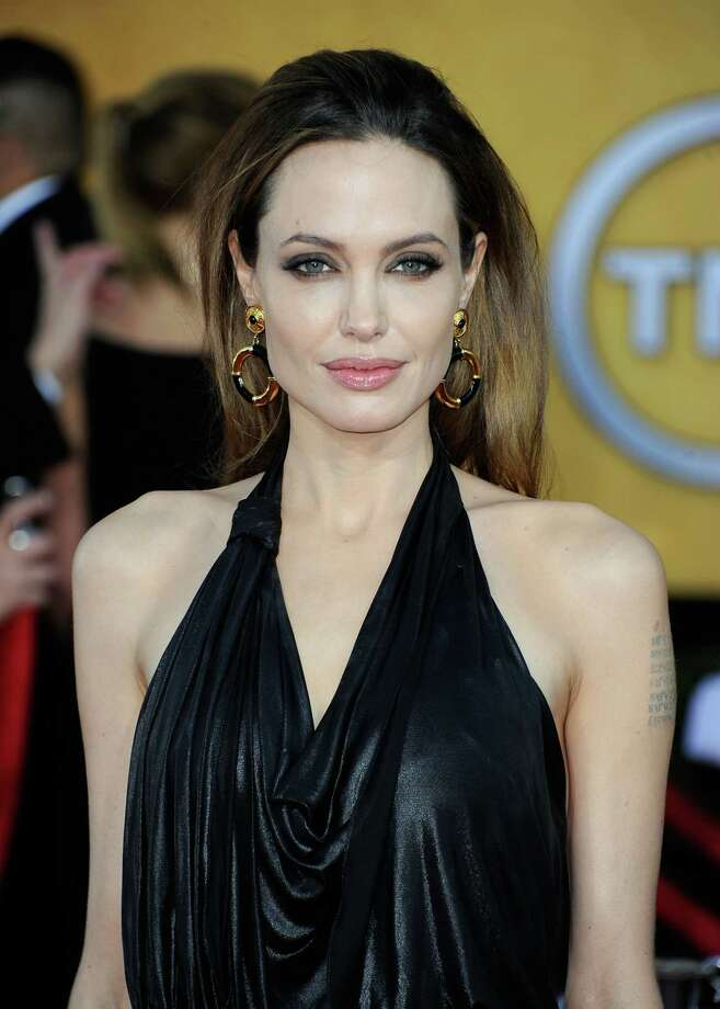 Actress Angelina Jolie didn't make the list this year. Photo: Frazer Harrison, Getty Images / 2012 Getty Images