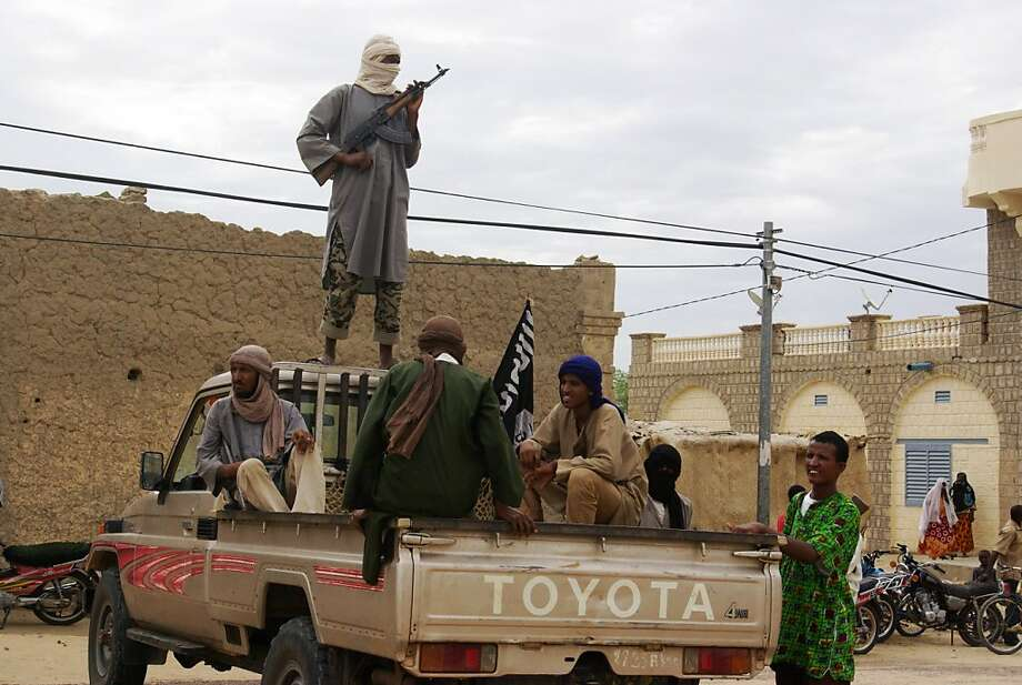 Islamic extremists have captured northern Mali, making it an ideal place for al Qaeda to establish a new stronghold. The terrorist group has already spread far beyond its Afghan haven, eliminating the need for the U.S. to remain in a country that has cost it thousands of lives and trillions of dollars. Photo: Associated Press