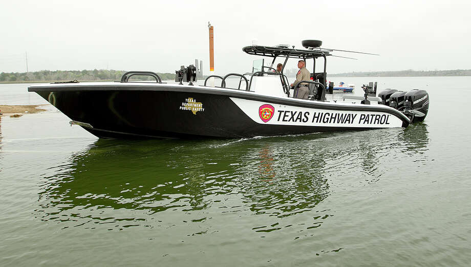 The Texas Department of Public Safety has six shallow-water boats, mostly to detect and deter smuggling operations on the Rio Grande and along the coast. Photo: Courtesy Photo
