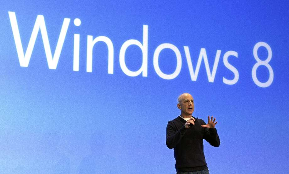 #1 Microsoft Windows 8  For the whole list, go here.(AP Photo/Richard Drew) Photo: Richard Drew, Associated Press / AP
