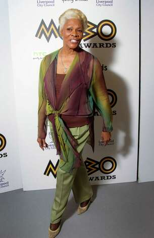 Singer Dionne Warwick arrives in the press room after receiving the award for 'Lifetime Achievement' at the 2012 MOBO Awards at the Echo Arena in Liverpool, Saturday, Nov. 3, 2012. (Photo by Joel Ryan/Invision/AP) Photo: Joel Ryan / Invision