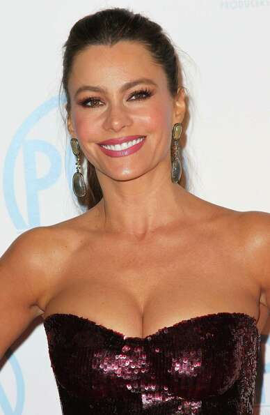 Actress Sofia Vergara was #1 in the AskMen.com poll.
