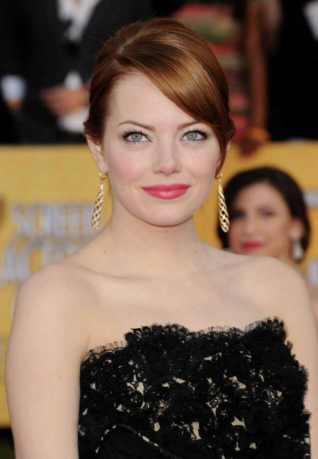 Actress Emma Stone was #6. Photo: Jason Merritt, Getty Images / 2012 Getty Images
