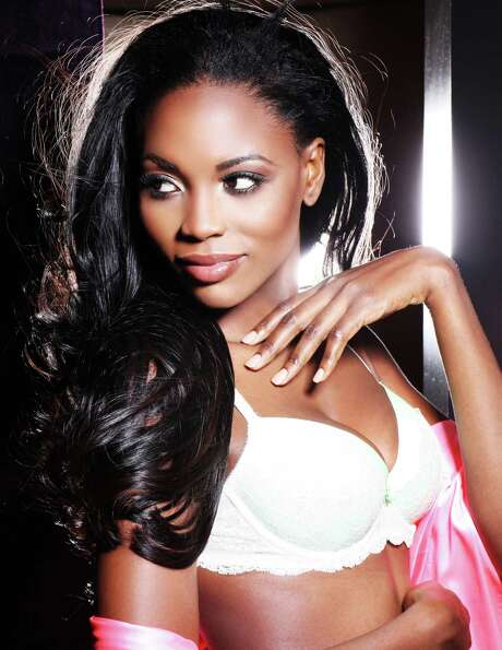 Miss Angola 2012, Marcelina Vahekeni, is photographed by renowned fashion photographer Fadil Berisha