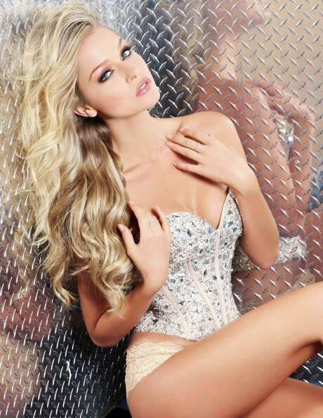 Miss Australia 2012, Renae Ayris, is photographed by renowned fashion photographer Fadil Berisha.