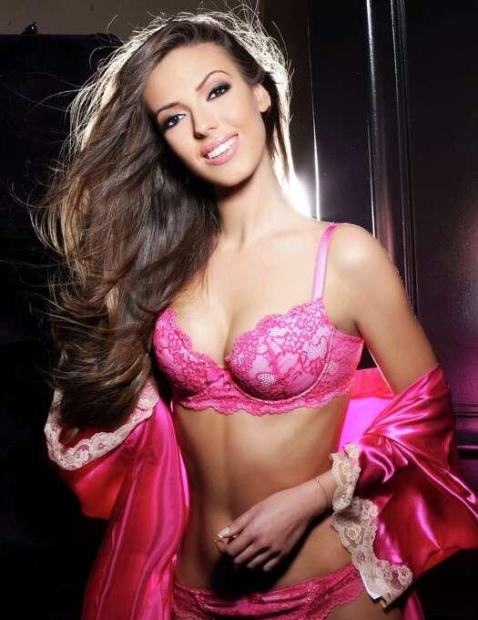 Miss Bulgaria 2012, Zhana Yaneva, is photographed by renowned fashion photographer Fadil Berisha. Photo: Fadil Berisha, Miss Universe Organization / Miss Universe Organization