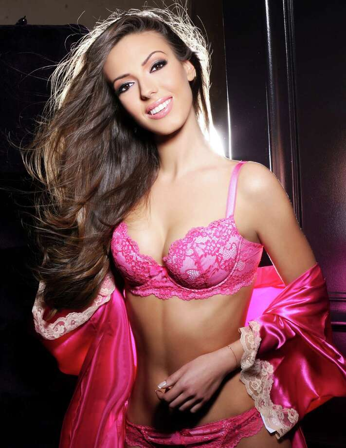 Miss Bulgaria 2012, Zhana Yaneva, is photographed by renowned fashion photographer Fadil Berisha. Photo: Fadil Berisha, Miss Universe Organization / Miss Universe Organization