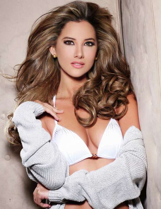 Miss Colombia 2012, Daniella Álvarez Vasquez, is photographed by renowned fashion photographer Fadil Berisha. Photo: Fadil Berisha, Miss Universe Organization / Miss Universe Organization
