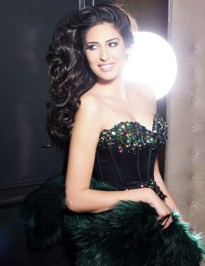 Miss Cyprus 2012, Ioanna Yiannakou, is photographed by renowned fashion photographer Fadil Berisha. Photo: Fadil Berisha, Miss Universe Organization / Miss Universe Organization