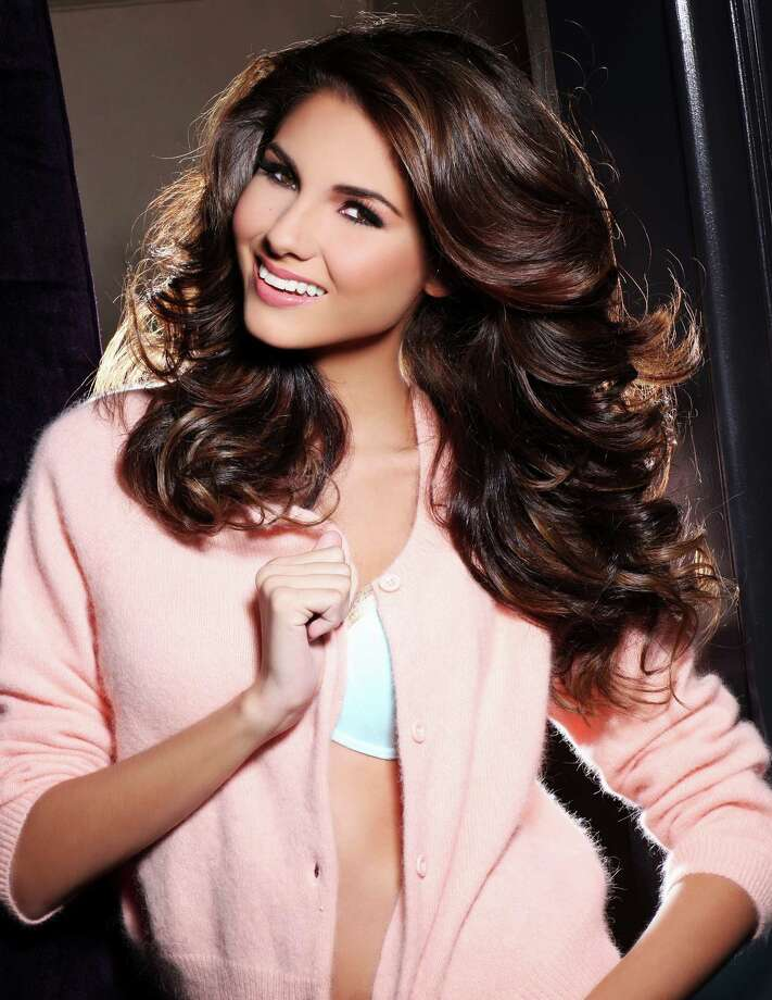 Miss France 2012, Marie Payet, is photographed by renowned fashion photographer Fadil Berisha. Photo: Fadil Berisha, Miss Universe Organization / Miss Universe Organization