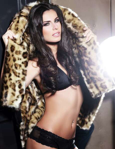 Miss Greece 2012, Vasiliki Tsirogianni, is photographed by renowned fashion photographer Fadil Beris
