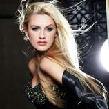 Miss Israel 2012, Lina Makhuli, is photographed by renowned fashion photographer Fadil Berisha.