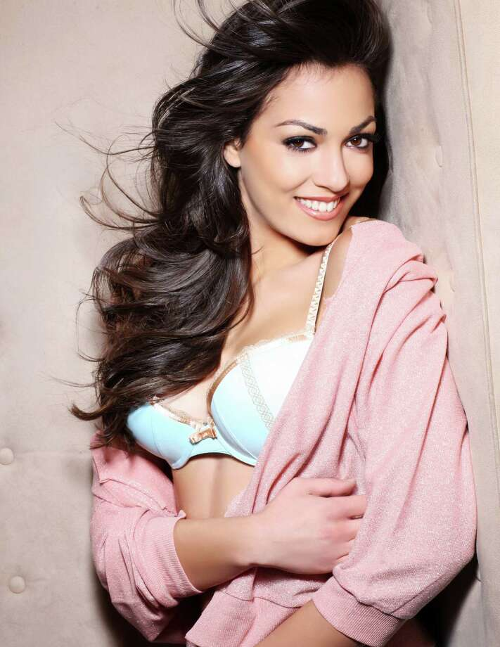 Miss Italy 2012, Grazia Pinto, is photographed by renowned fashion photographer Fadil Berisha. Photo: Fadil Berisha, Miss Universe Organization / Miss Universe Organization