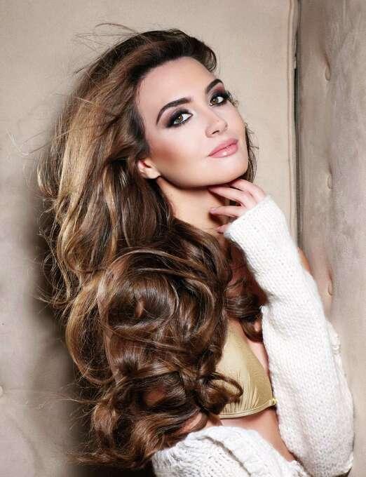 Miss Lebanon 2012, Rina Chibany, is photographed by renowned fashion photographer Fadil Berisha. Photo: Fadil Berisha, Miss Universe Organization / Miss Universe Organization