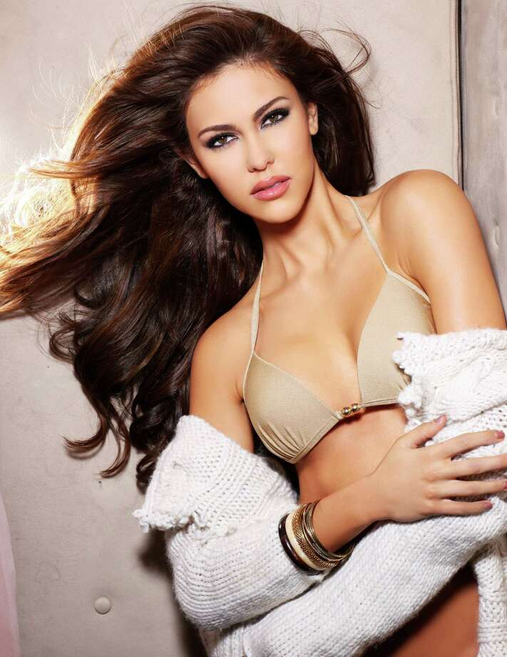 Miss Malaysia 2012, Kimberley Leggett, is photographed by renowned fashion photographer Fadil Berisha. Photo: Fadil Berisha, Miss Universe Organization / Miss Universe Organization