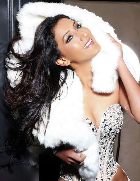 Miss Mauritius 2012, Ameeksha Dilchand, is photographed by renowned fashion photographer Fadil Beris