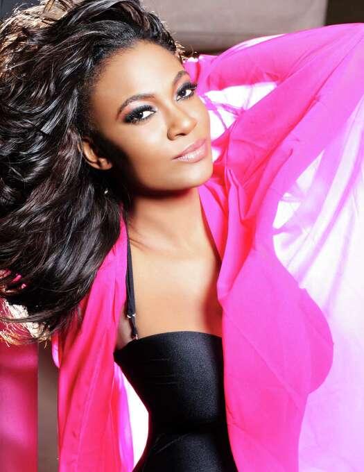 Miss Nigeria 2012, Isabella Agbor Ojong Ayuk, is photographed by renowned fashion photographer Fadil Berisha. Photo: Fadil Berisha, Miss Universe Organization / Miss Universe Organization