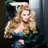 Miss Poland 2012, Marcelina Zawadzka, is photographed by renowned fashion photographer Fadil Berisha.