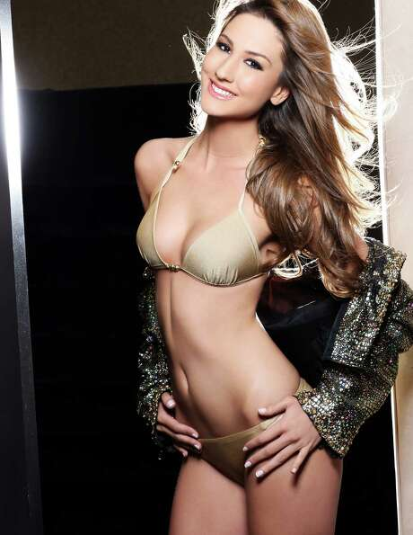 Miss Turkey 2012, Cagil Ozge Özkul, is photographed by renowned fashion photographer Fadil Berisha.