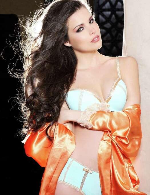 Miss Uruguay 2012, Camila Vezzoso, is photographed by renowned fashion photographer Fadil Berisha. Photo: Fadil Berisha, Miss Universe Organization / Miss Universe Organization
