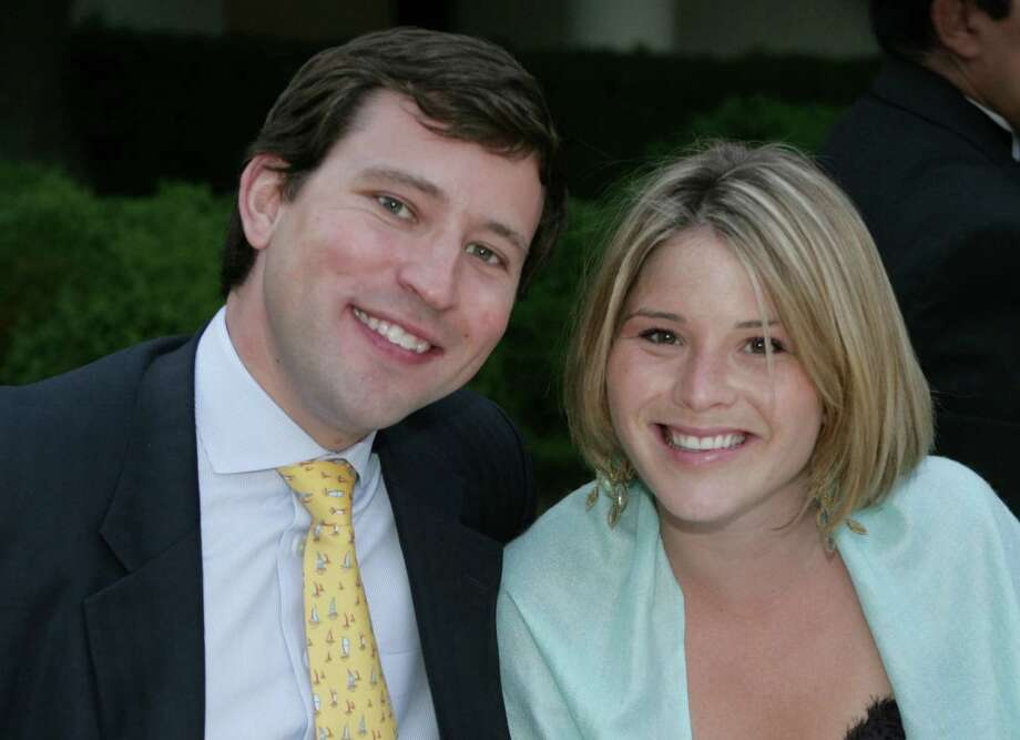 **FILE** This May 2006 file photo released by The White House shows President and Mrs. George W. Bush's daughter Jenna Bush with Henry Hager. left. Jenna Bush will be married Saturday May 10, 2008 before about 200 guests at the family's 1,600 acre, secluded ranch. The bride-to-be and Hager of Richmond, Va., opted for a more low-key affair, thinking a White House wedding would be too formal and stuffy. Photo: Kimberlee Hewitt, AP / THE WHITE HOUSE