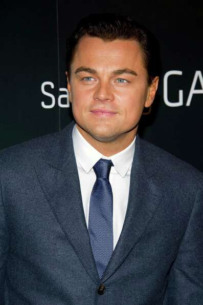 Leonardo DiCaprio attends the premiere of