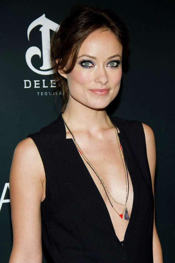"Olivia Wilde attends the premiere of ""Django Unchained"" on Tuesday, Dec. 11, 2012 in New York. Photo: Charles Sykes, Charles Sykes/Invision/AP / Invision"