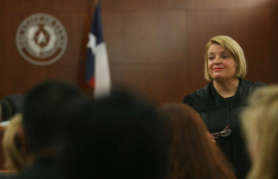 State District Judge Jan Krocker in 2009. |  Mayra Beltran / Houston Chronicle Photo: Mayra Beltran, . / Houston Chronicle