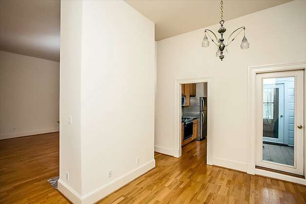 Hardwood floors are found throughout the lower level. Photo: Neil Fraser/Planomatic