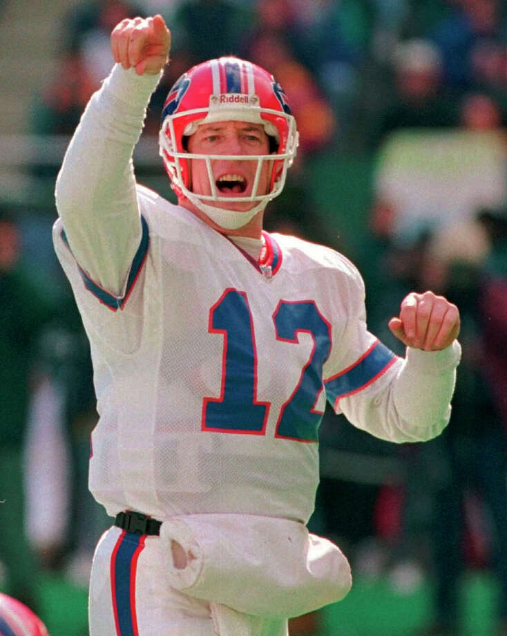 Jim KellyHall of Fame quarterback Photo: GEORGE WIDMAN, AP / AP