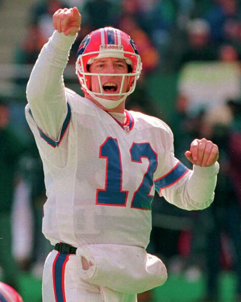 Jim KellyHall of Fame quarterback