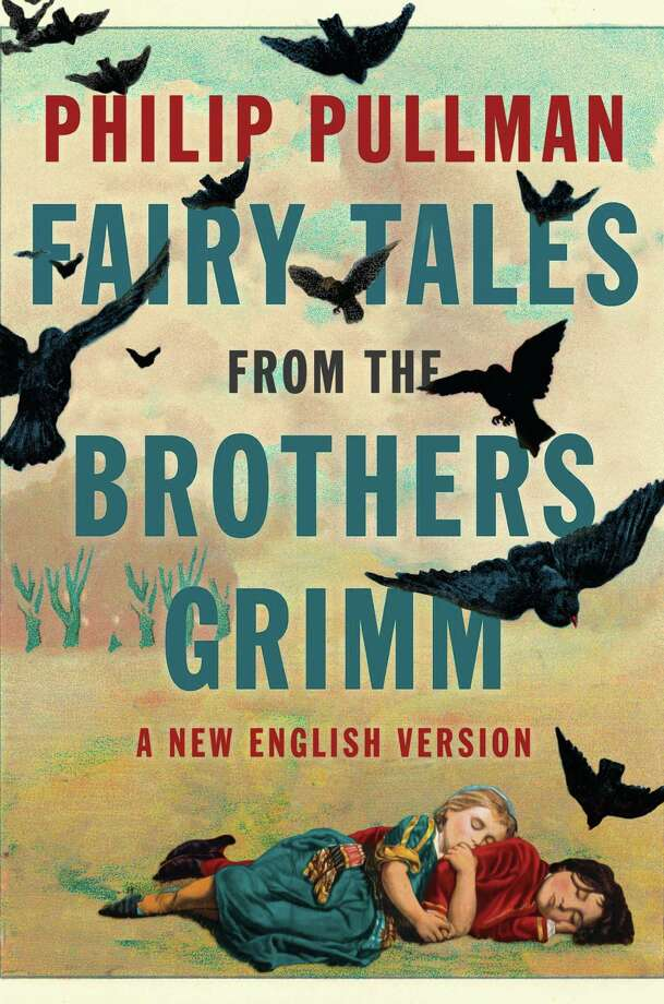 Philip Pullman's new book FAIRY TALES FROM THE BROTHERS GRIMM