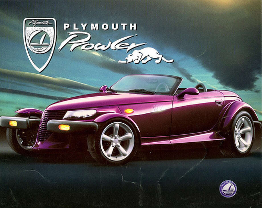 1997 Plymouth Prowler: The name might not ring a bell, but the car's design will spark your memory. Plymouth tried to make a mass-produced hot rod. Are you surprised that it failed? (Photo: Aldenjewell, Flickr)