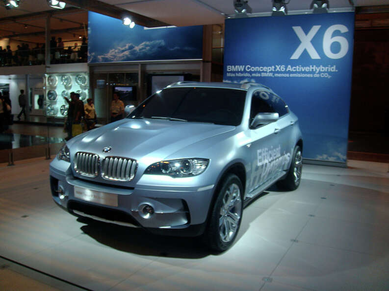 2008 BMW X6: Critics didn't love this car because of its exterior styling. As