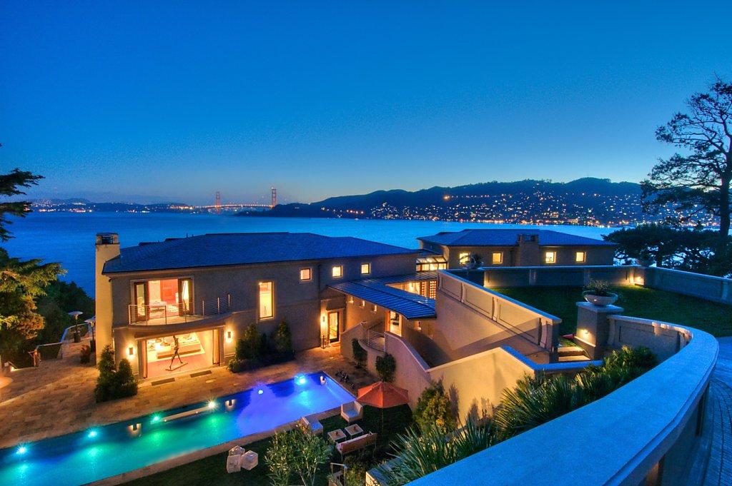 Villa Belvedere At Auction 25 Million Sfgate