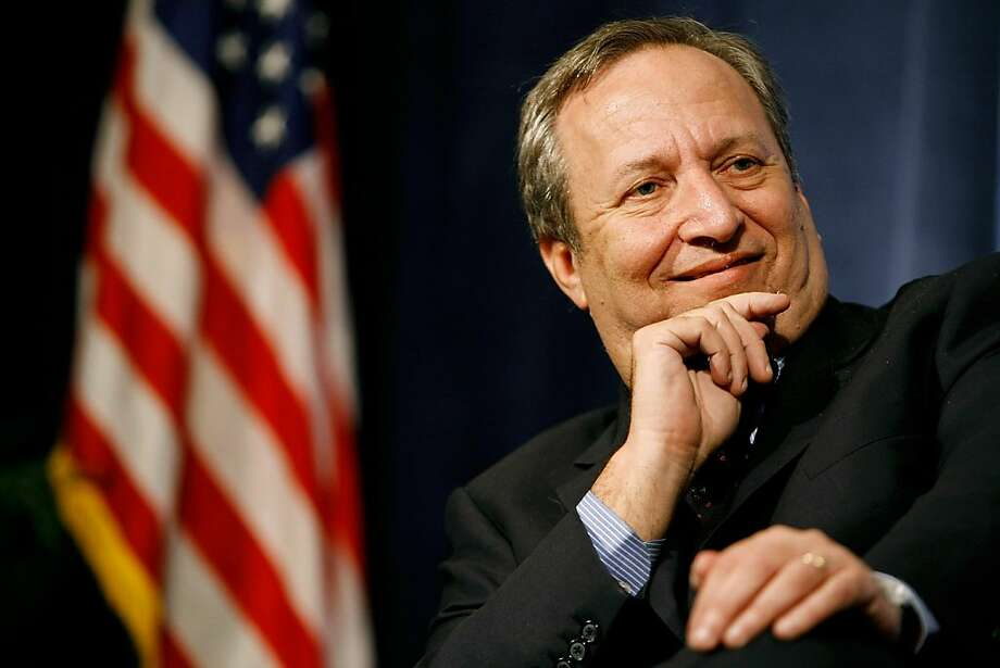 Former U.S. Treasury Secretary Lawrence Summers reportedly will be President Obama's nomination to be Fed chairman. Photo: Chip Somodevilla, Getty Images