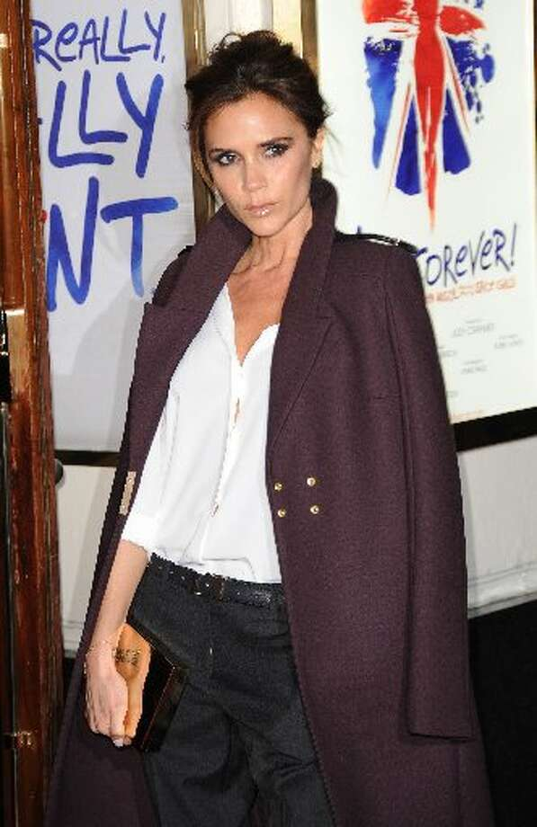 Victoria Beckham attends the press night of 'Viva Forever', a musical based on the music of The Spice Girls at Piccadilly Theatre on December 11, 2012 in London, England. (Photo by Stuart Wilson/Getty Images) (Stuart Wilson/Getty Images))
