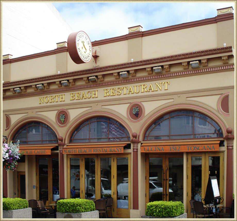 7. North Beach Restaurant