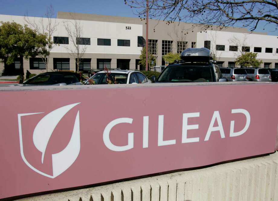 The largest stock in the biotech index, Foster City's Gilead 